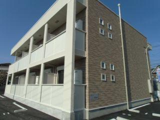 徳島市八万町(夷山) 1Kアパート