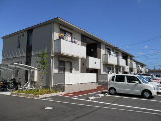 徳島市春日 2LDKアパート