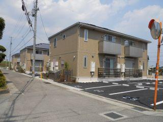 徳島市北矢三町 2LDKアパート