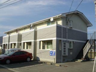 徳島市八万町(川南) 1DKアパート