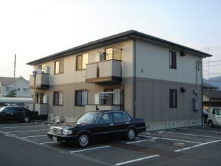 徳島市八万町(夷山) 2LDKアパート