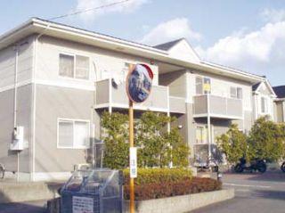 徳島市八万町(内浜) 3DKアパート