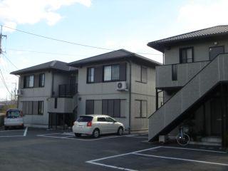 徳島市三軒屋町 2LDKアパート