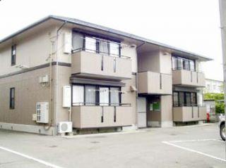 徳島市八万町(法花) 2LDKアパート