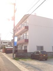 徳島市北矢三町 3DKコーポ