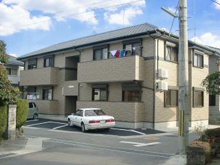 吉野川市川島町桑村 2DKアパート
