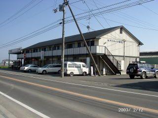 板野郡上板町七條 3DKアパート