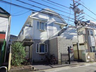 徳島市東吉野町 1Kアパート