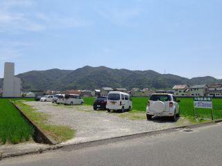 徳島市名東町 駐車場