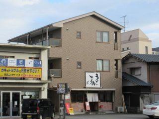 徳島市中常三島町 1Kマンション