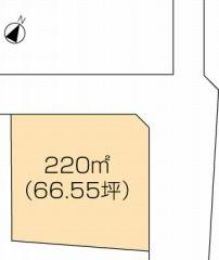善通寺市木徳町 土地-220.00m<sup>2</sup>