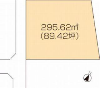 丸亀市郡家町 土地-295.62m<sup>2</sup>