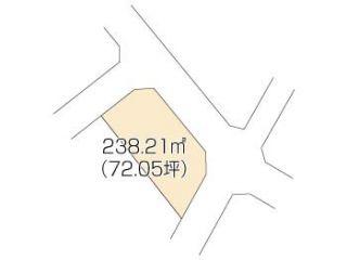 仲多度郡多度津町 土地-238.21m<sup>2</sup>