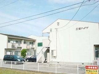さぬき市志度 2DKアパート