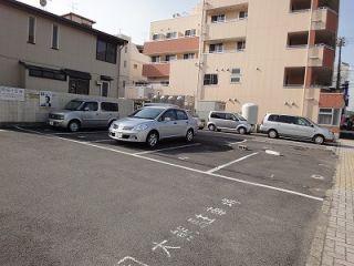 高松市花園町 駐車場