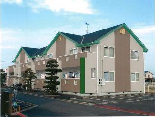 木田郡三木町下高岡 3DKアパート