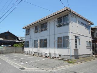 高松市福岡町 1Kアパート