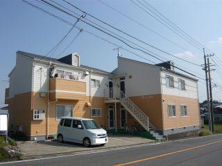 綾歌郡綾川町陶 2DKアパート