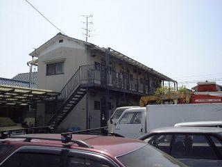 松山市大可賀 1Kアパート