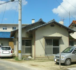 松山市溝辺町 3DK一戸建て