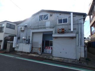 松山市梅田町 -倉庫・事務所
