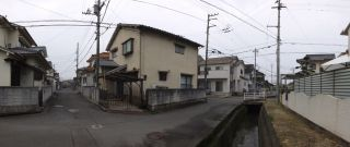 松山市小栗町 6DK一戸建て