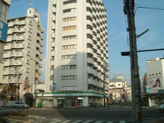 松山市本町6 2DKマンション