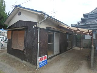松山市清住 3DK一戸建て