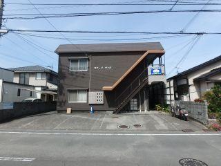 松山市清住 2DKアパート