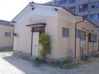 松山市溝辺町 3K一戸建て