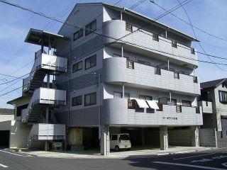 高知市桟橋通2 3DKマンション