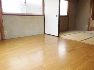 高知市福井扇町 2Kアパート