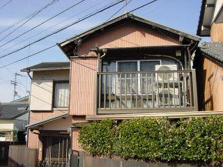 高知市新屋敷1 6K一戸建て