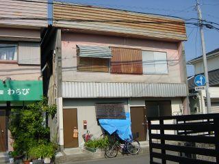 高知市伊勢崎町 3DKタウンハウス
