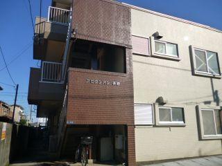 高知市日の出町 3Kマンション