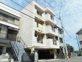 高知市青柳町 2DKアパート