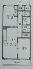 吾川郡いの町 2LDKマンション