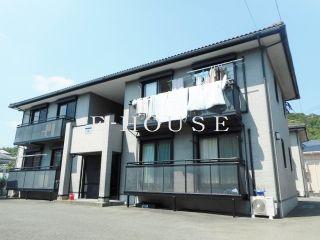 高知市長浜 2DKアパート