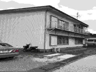 高知市大津甲 2DKアパート