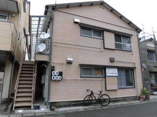 高知市杉井流 2DKアパート