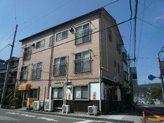 高知市中万々 2LDKアパート