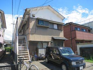 高知市桜井町 1DKアパート
