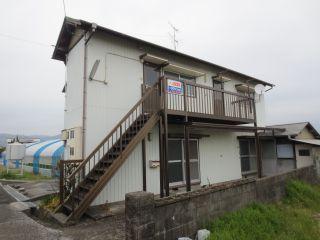香美市土佐山田町 1DKアパート