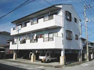 香美市土佐山田町宝町 2DKアパート