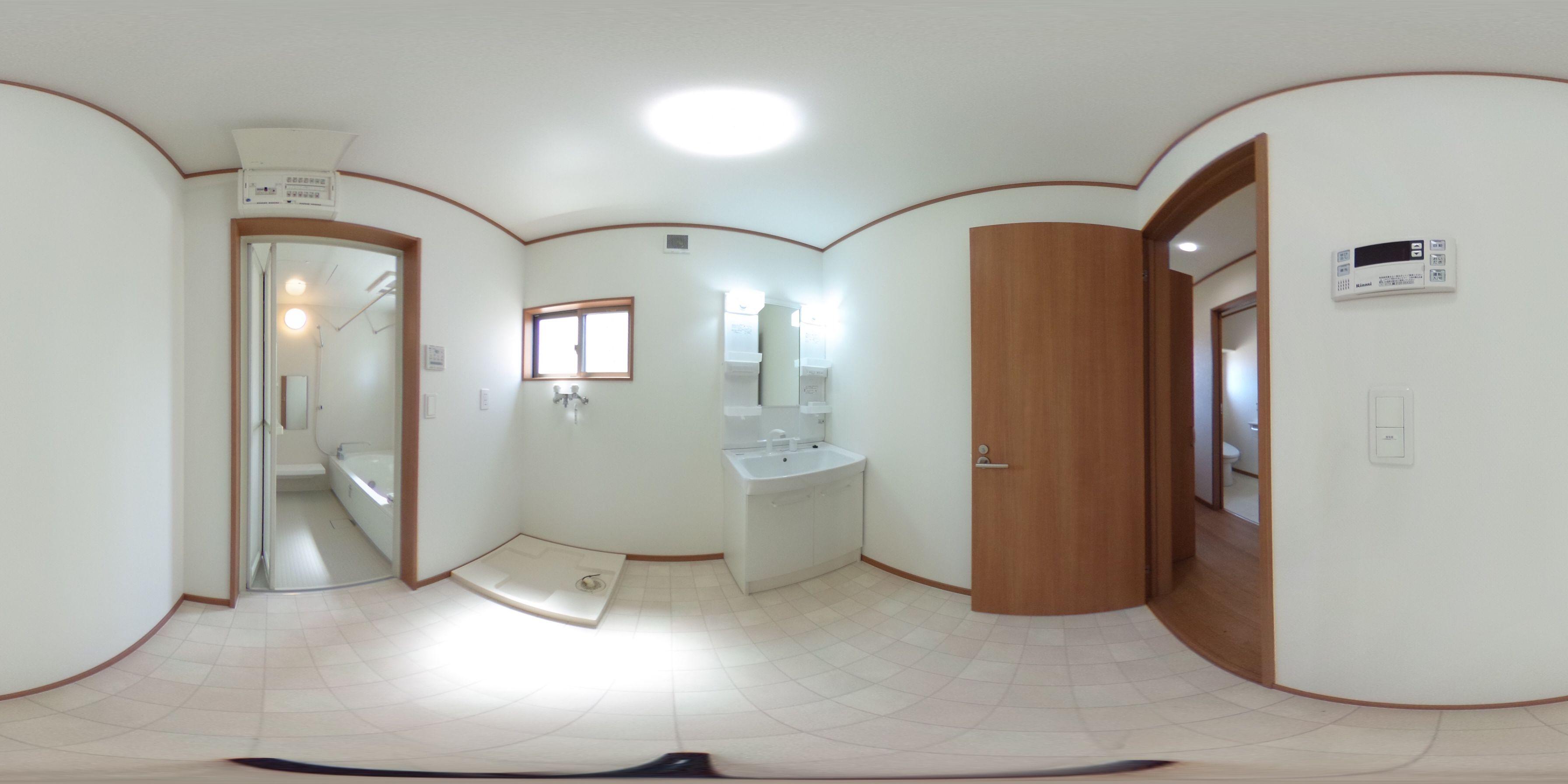 徳島市南沖洲 一戸建て 3LDKパノラマ画像