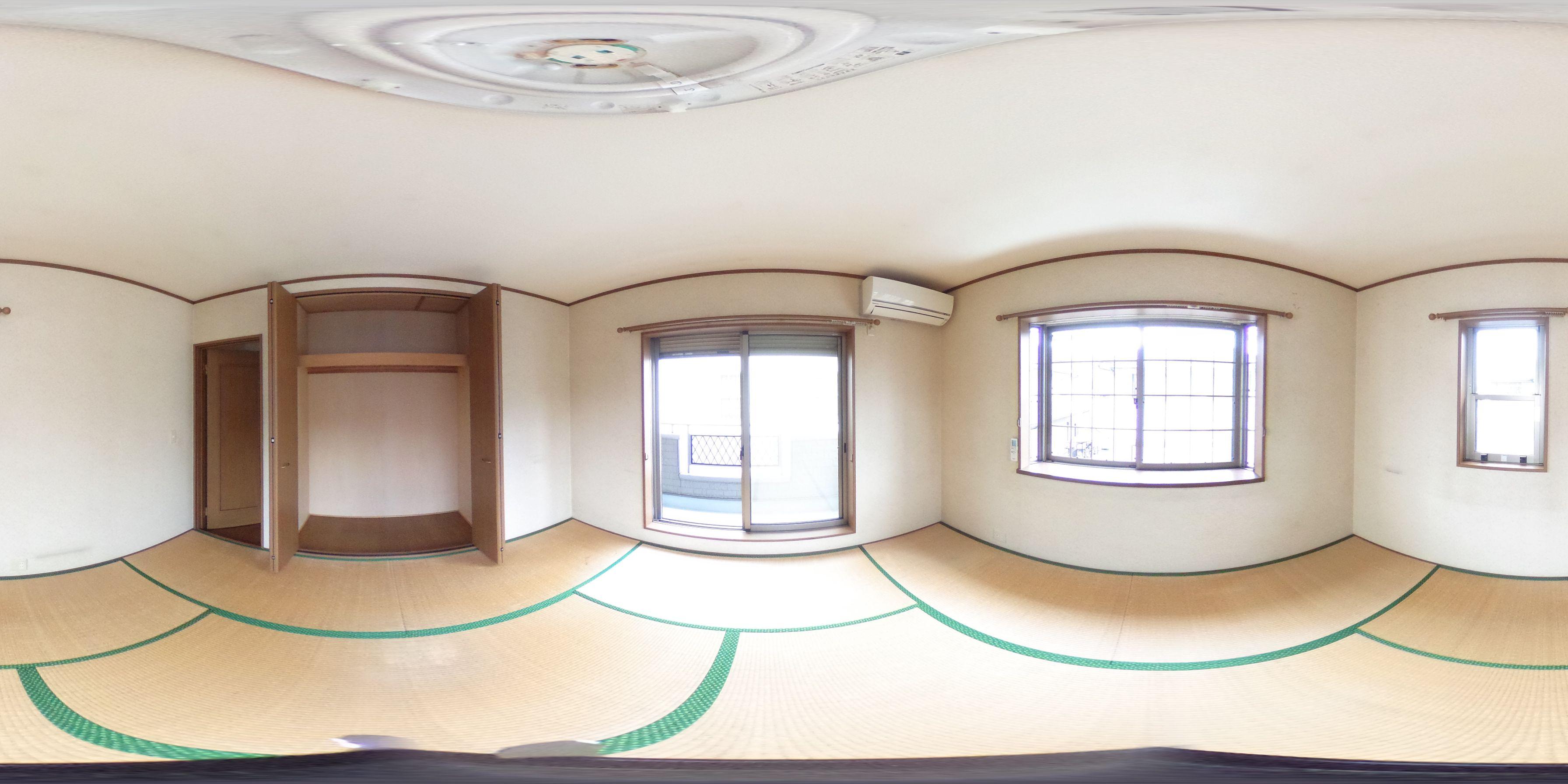 徳島市国府町矢野 一戸建て 4DKパノラマ画像