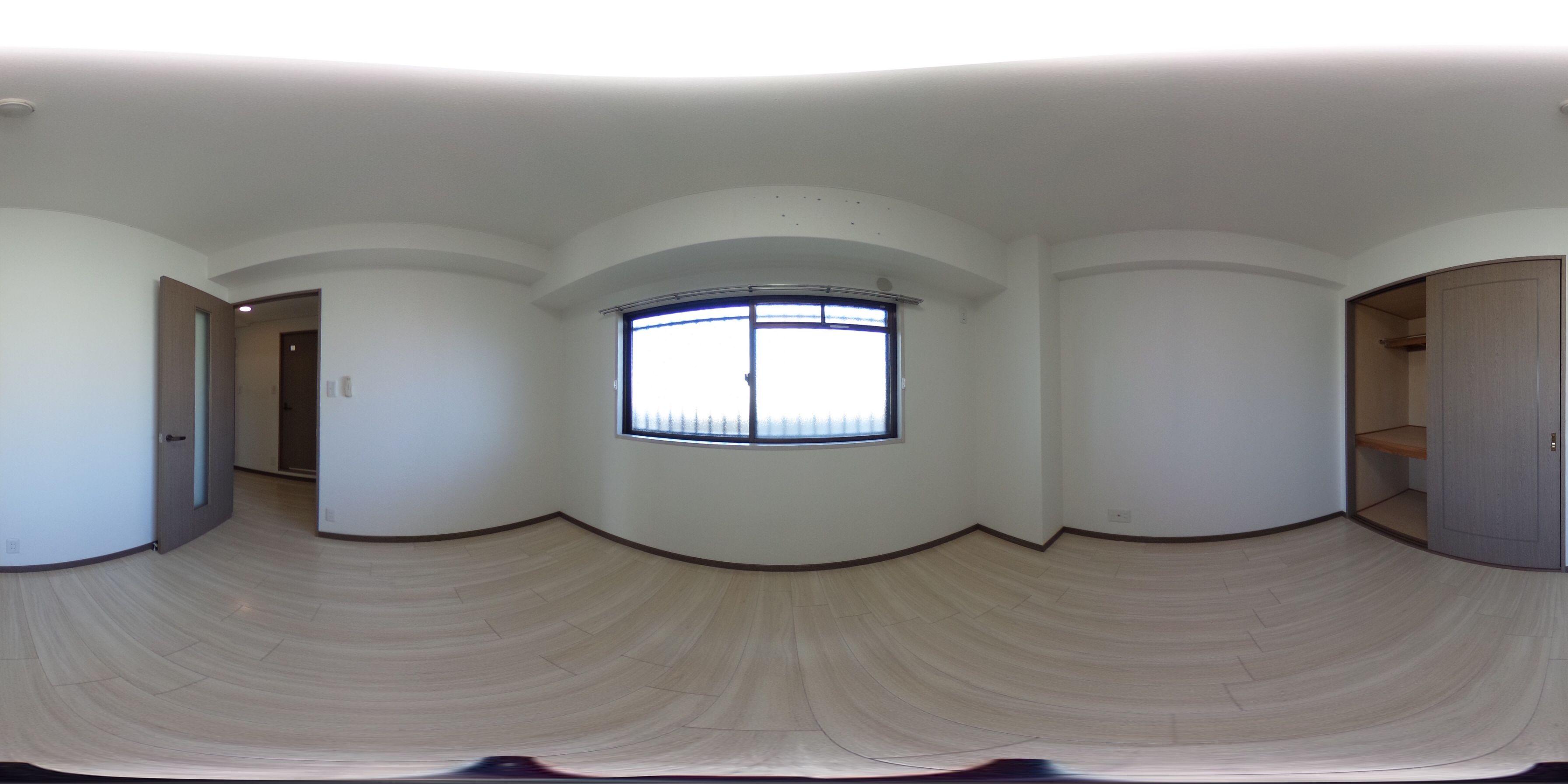 徳島市中常三島町 賃貸マンション 3LDKパノラマ画像