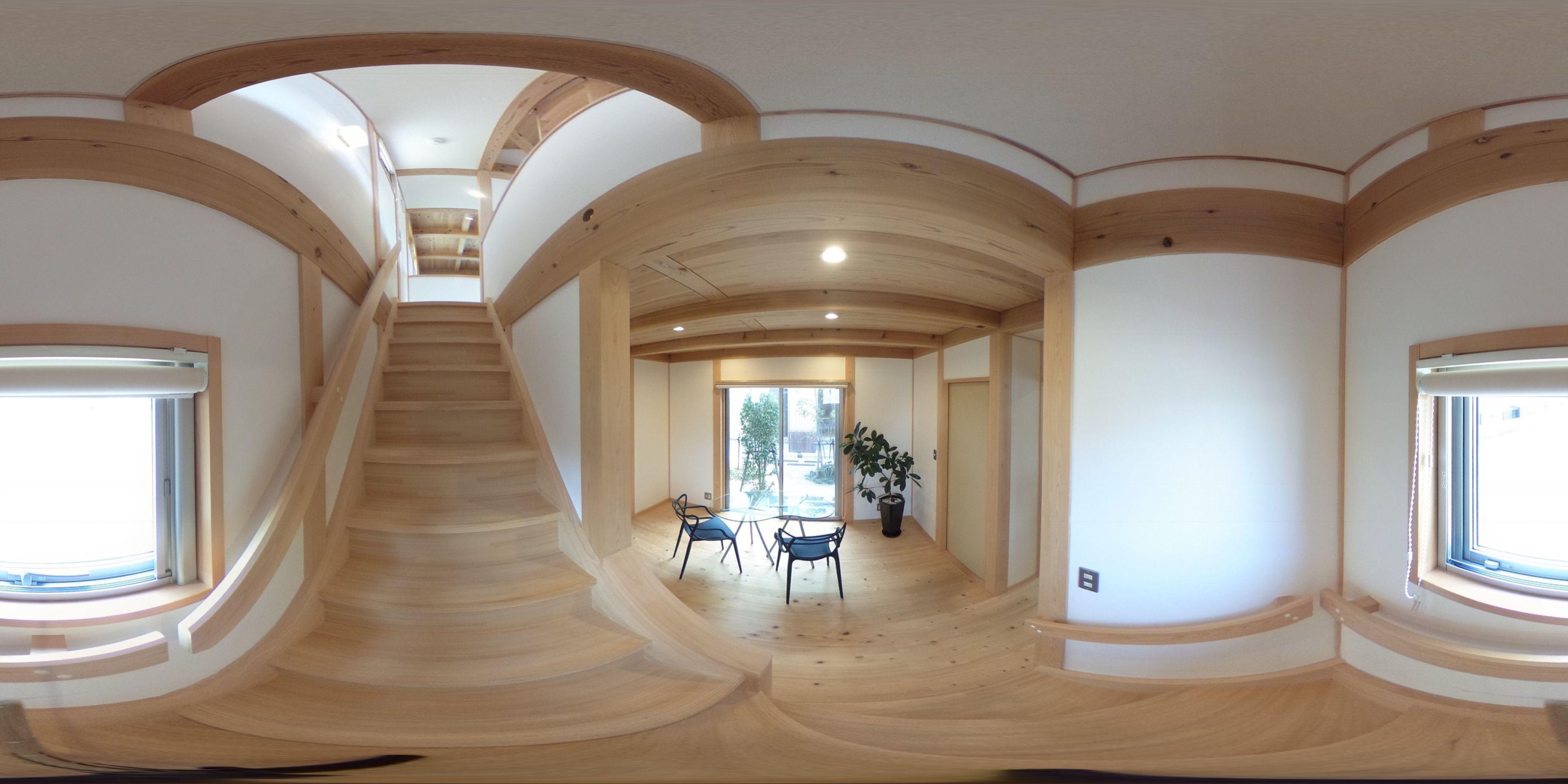 松山市和泉南1 一戸建て 3LDKパノラマ画像