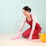 一人暮らしのお掃除方法