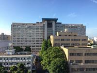岡山大学 鹿田キャンパス
